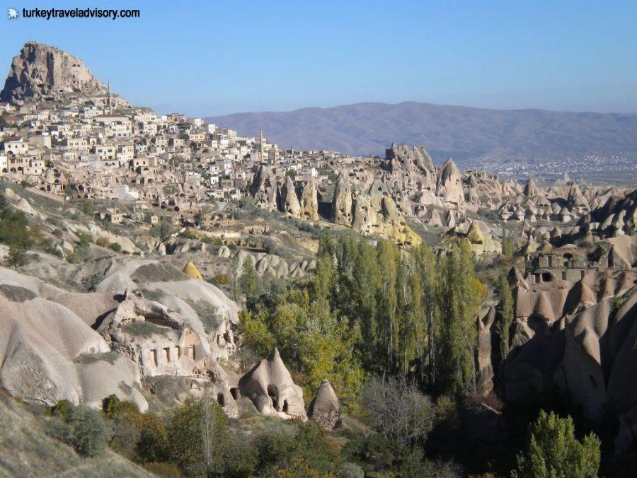 Cappadocia Ihlara Valley, Turkey travel pictures
