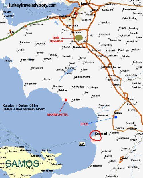 Top 10 Punto Medio Noticias   Turkey Map Ephesus Kusadasi Turkey Map on bodrum turkey map, antalya turkey map, aphrodisias turkey map, side turkey map, turkey country map, temple of artemis at ephesus map, ephesus turkey map, midyat turkey map, istanbul turkey map, santorini greece map, marmaris turkey map, city of ephesus map, uchisar turkey map, bosporus dardanelles map, world map, cappadocia turkey map, mount nemrut turkey map, assos turkey map, derinkuyu turkey map, artvin turkey map,