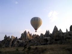 5 Days Istanbul and Cappadocia